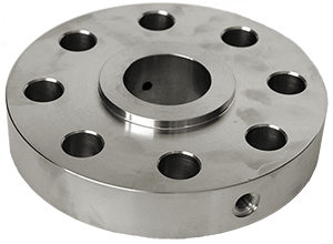 Flush rings and flanges, reducer flanges, and accessories